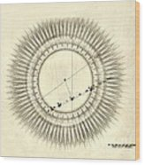 Transit Of Venus, 1761 Wood Print by Science Source