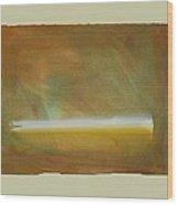 Turner Tide Wood Print
