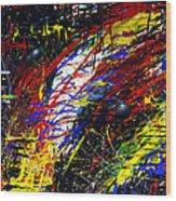 Unknown Galaxy Wood Print