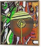 Untitled 209 Wood Print