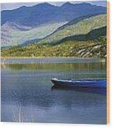 Upper Lake, Killarney, Co Kerry Wood Print