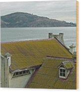 View From Alcatraz II Wood Print