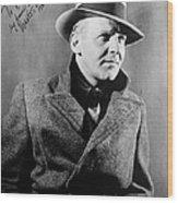 Walter Winchell (1897-1972) Wood Print