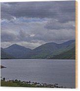 Wastwater Lake District Wood Print