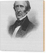 Wendell Phillips (1811-1884) Wood Print