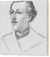 Wilhelm Mueller (1794-1827) Wood Print