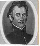 William Beaumont, American Surgeon Wood Print