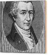 William Bradford Wood Print