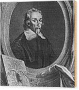 William Harvey, English Physician Wood Print