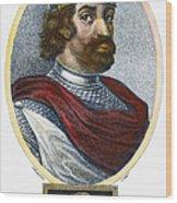 William II (1056-1100) Wood Print