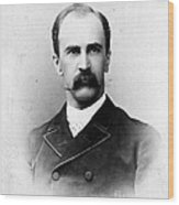 William Osler, Canadian Physician Wood Print
