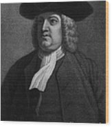 William Penn, Founder Of Pennsylvania Wood Print