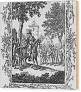 William Tell Wood Print