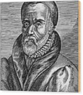 William Tyndale Wood Print by Granger