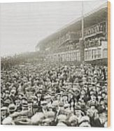 World Series, 1924 Wood Print