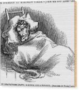Wounded John Brown, 1859 Wood Print