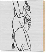 Eric Gill (1882-1940) Wood Print