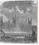 Great Britain: Parliament Wood Print