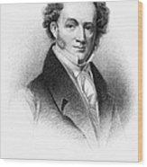 Martin Van Buren (1782-1862) Wood Print