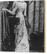 Sarah Bernhardt (1844-1923) Wood Print