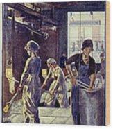 World War I: U.s. Poster Wood Print