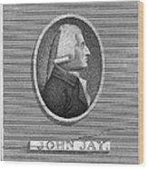 John Jay (1745-1829) Wood Print