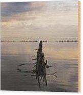 Kampen - Sylt Wood Print