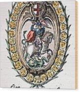 William The Conqueror Wood Print