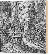 John Churchill (1650-1722) Wood Print