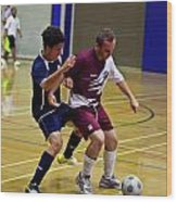 Australian Deaf Games 2012 Wood Print
