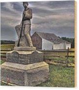 149th Pennsylvania Infantry Wood Print