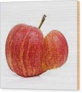 Apple Wood Print by Bernard Jaubert