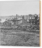 Civil War: Richmond, 1865 Wood Print
