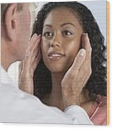 Cosmetic Surgery Wood Print
