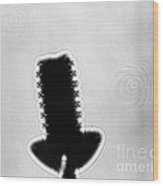 Fresnel Diffraction Wood Print
