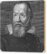 Galileo Galilei (1564-1642) Wood Print