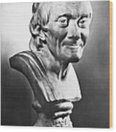 Voltaire (1694-1778) Wood Print by Granger