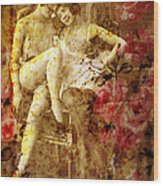 Winsome Women Wood Print