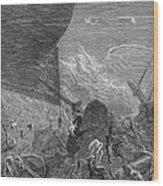 Coleridge: Ancient Mariner Wood Print