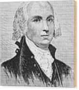 James Madison (1751-1836) Wood Print