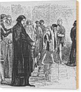 Shakespeare: Richard IIi Wood Print