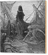 Coleridge: Ancient Mariner Wood Print