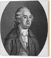 Louis Xvi (1754-1793) Wood Print
