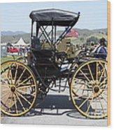 1904 Holsman Model 3 Hi-wheeler. 7d15456 Wood Print by Wingsdomain Art and Photography