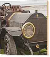 1907 Fiat Tipo 50-60 Hol-tan Wood Print