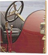 1910 Mercer Speedster Wood Print