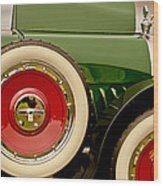 1919 Mcfarlan Type 125 Touring Wood Print