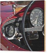 1929 Birkin Blower Bentley Wood Print