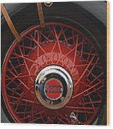 1929 Cord L-29 Detail - D008158 Wood Print
