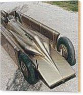 1929 Golden Arrow Wood Print